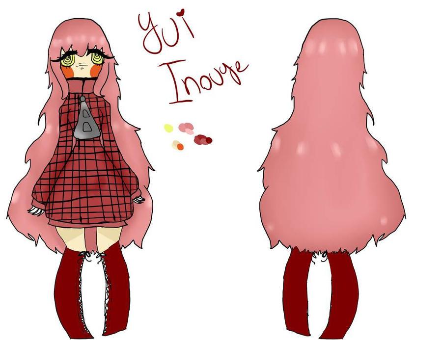 Yui Inouye  by yukari9