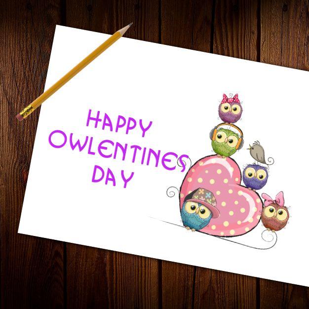 Owl Valentine by Necroangl