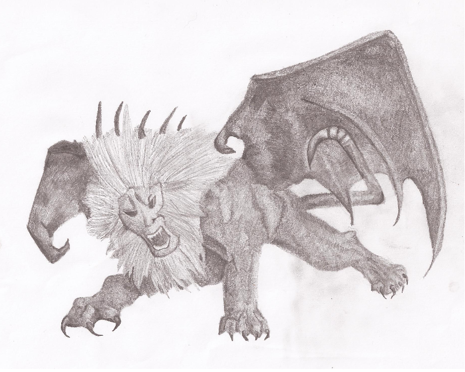 Manticore by WintersEdge476