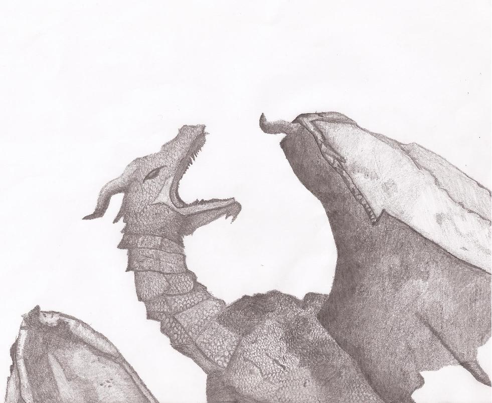 Ancient Dragon by WintersEdge476