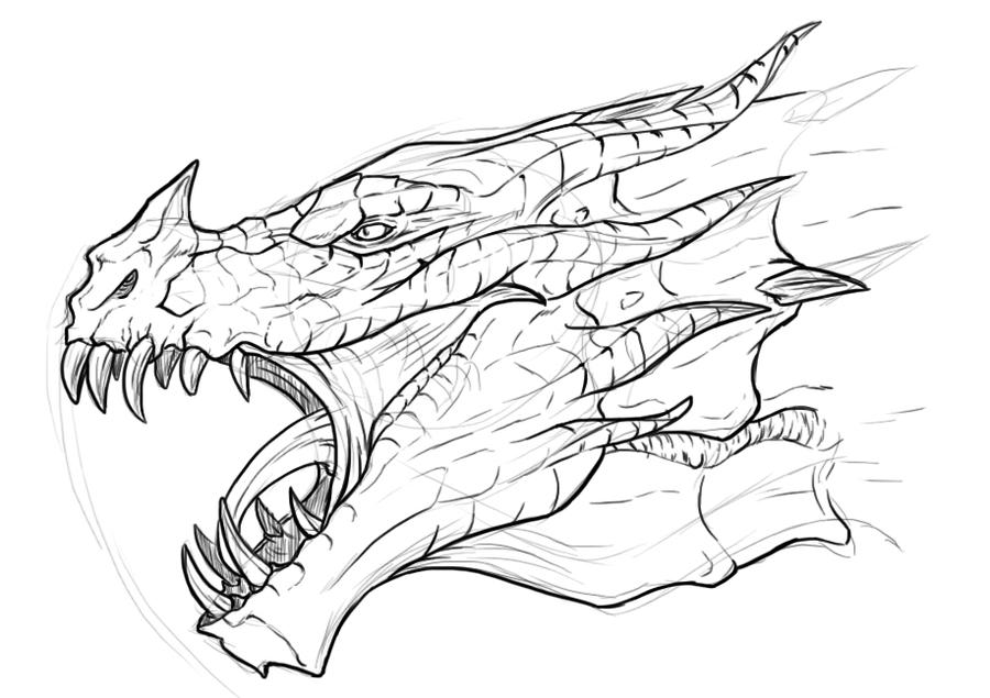 Skyrim Armor Coloring Pages