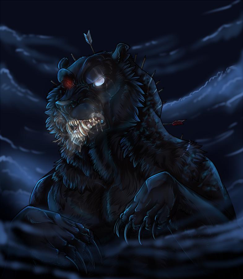 brave movie demon bear - photo #3