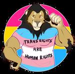 Vegas Says Trans Right