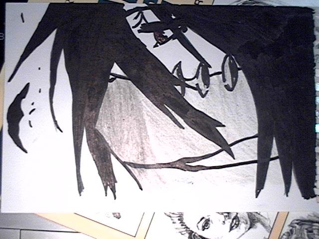 Ichigo Kurosaki (Getsuga Tenshou Form) by annaxichigo