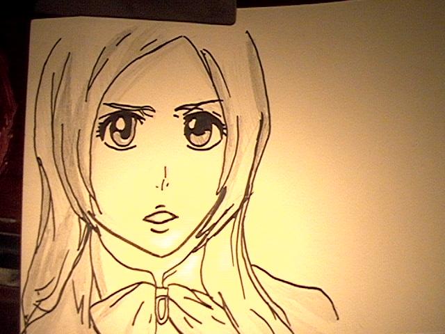 Orihime Inoue by annaxichigo
