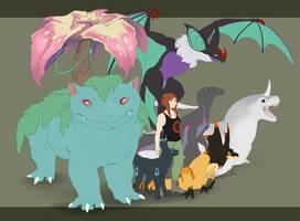 PokemonTeam2.0 by Winterfaux