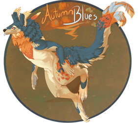 Autumn Blues // OTA // OPEN by Winterfaux