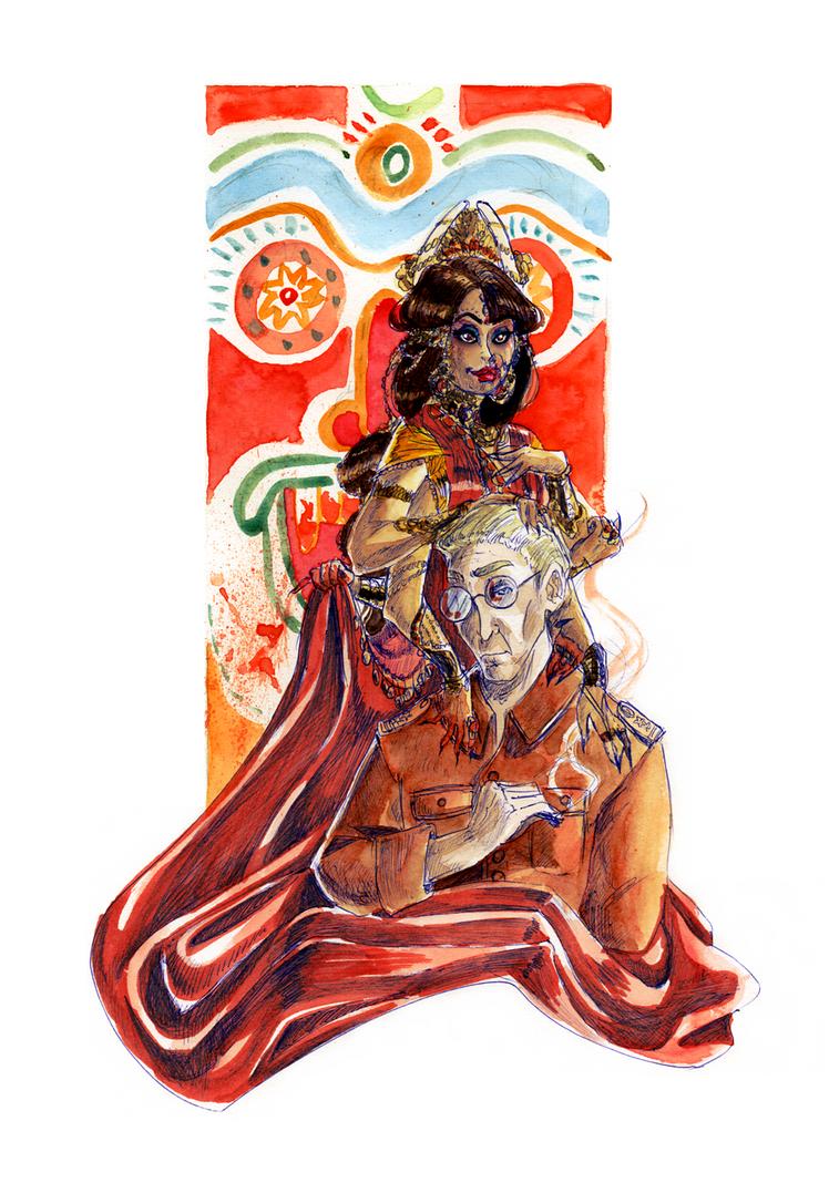 Kali Maa by Kikifuko