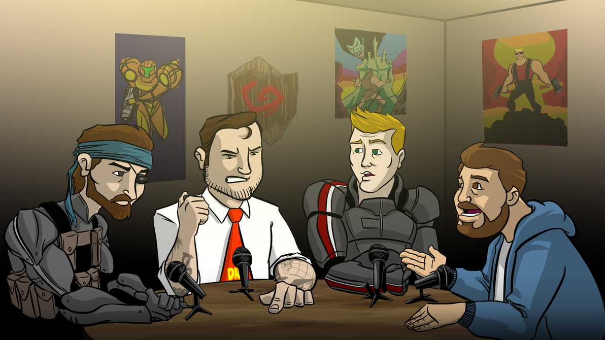 Podcast Final jpg art by Huggbees