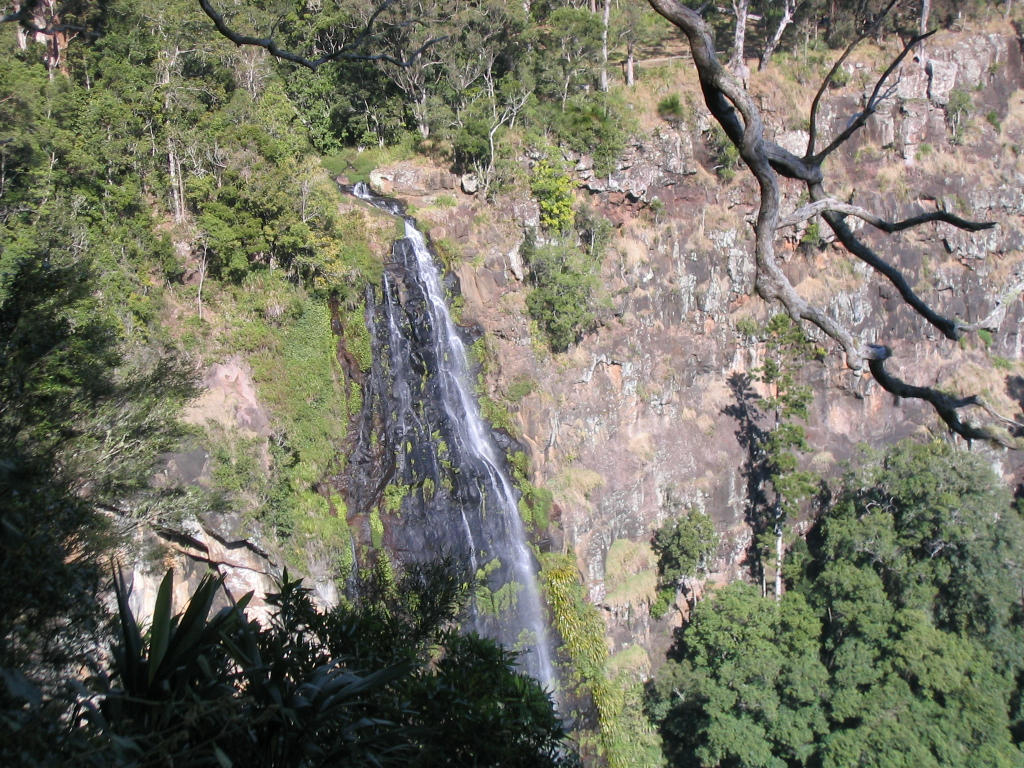 Moran's Falls by Skyepie