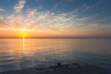 Quiet morning II by CarlaSophia