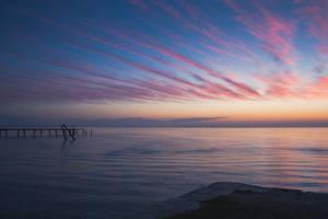 Quiet morning III by CarlaSophia