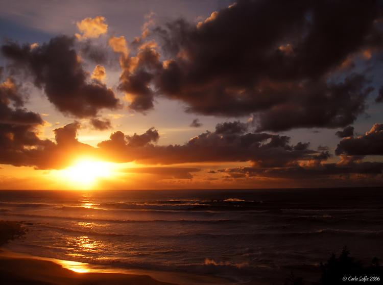 Sunset by CarlaSophia
