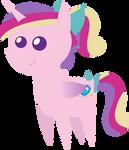 Babysitter Princess Cadance - BBBFF-Style