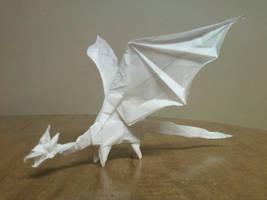 Simple Dragon by ginshun