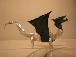KNL Dragon by ginshun