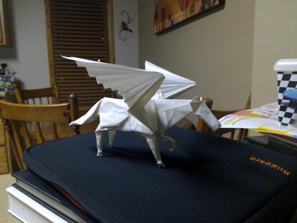 Pegasus by Satoshi Kamiya
