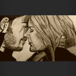 emma and hook drawing