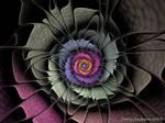 Crackle Flower