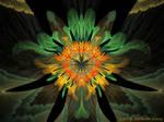 Mystical Fireflower