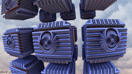 Sky Watchers by Actionjack52