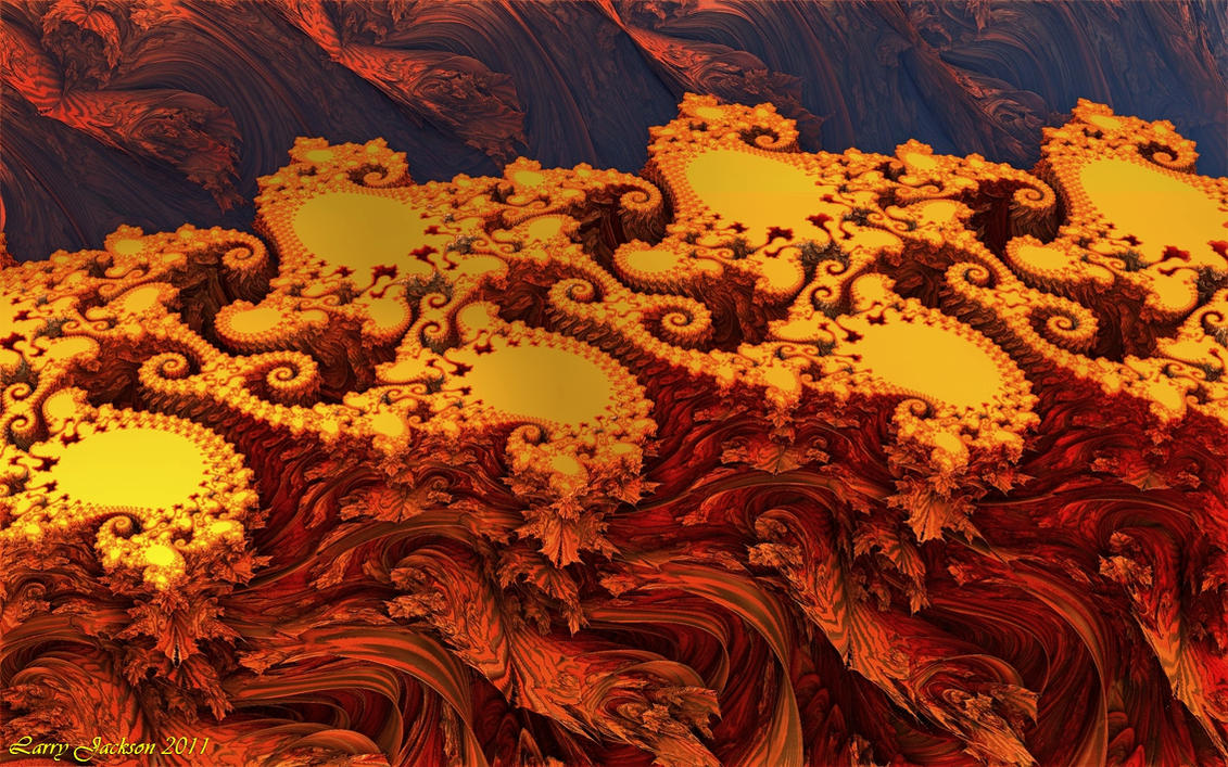 Autumn Swirls by Actionjack52