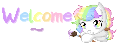 Welcome Sign [commission] by Blitzkatze
