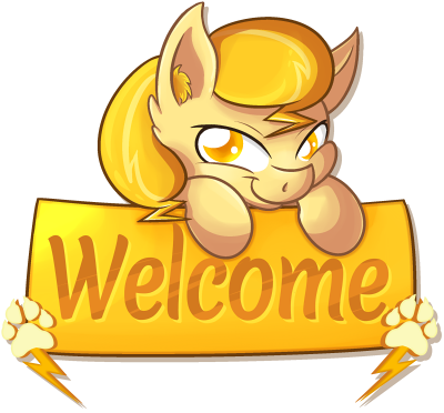 *~Welcome~* by Blitzkatze