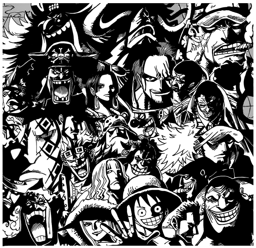 Chatter For Theories On One Piece: One Piece Chapter 801 Wallpaper By Sharaizx On DeviantArt