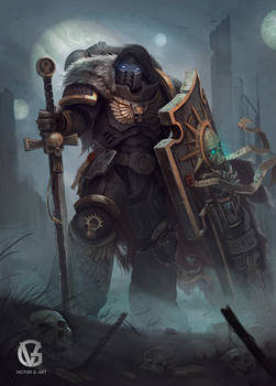 commission Warhammer 40K