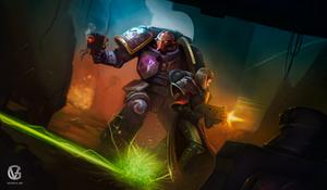 Warhammer Personal Work version 2