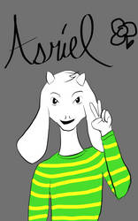 Asriel, The One Who Could Not Be Saved