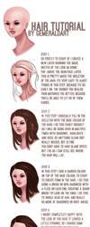 Hair Tutorial by sckaiye