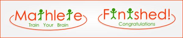 Mathlete Logo by noclayto