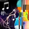 Violin Avatar by DragonIce85