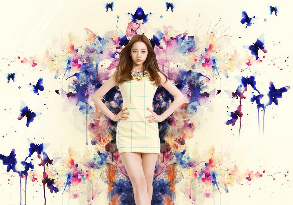 girls day wallpaper by -#main