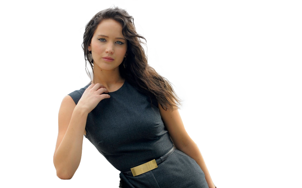 Jennifer Lawrence PNG 5 by HoKi97 on DeviantArt