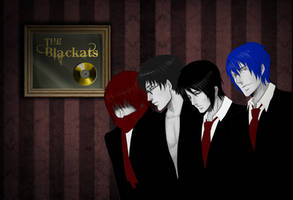 The Blackats by sushiofkeiko