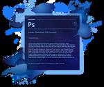 Adobe Photoshop CS6 Extended Splash Screen