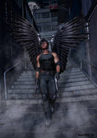 Deadly Angel II by rogue29730