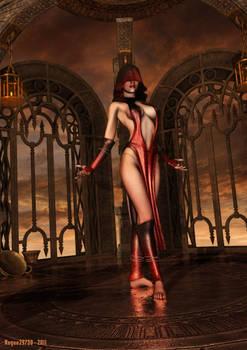 Priestess Of The Sun