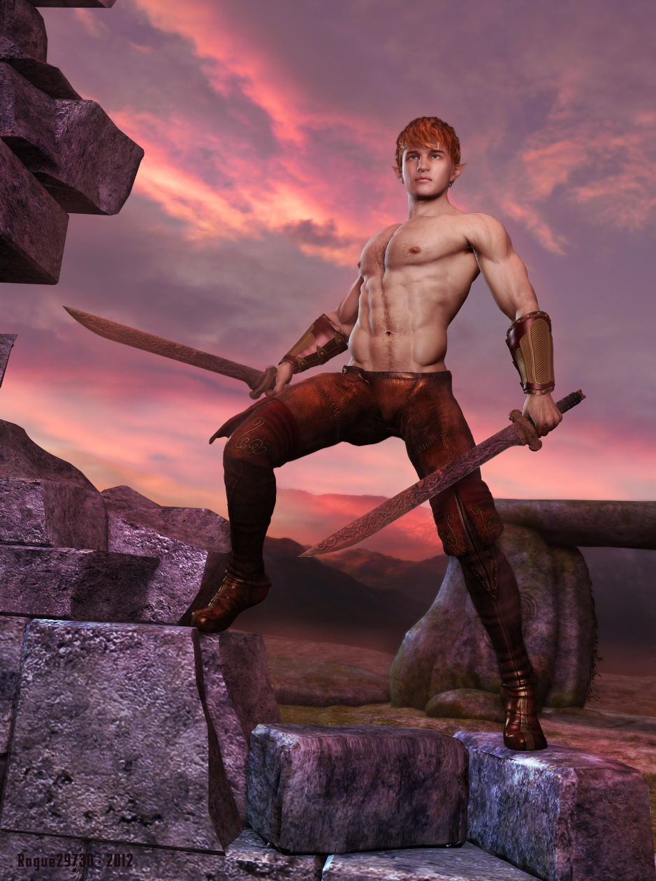 Displaying 19 gt  Images For - Rogue Fantasy Art Male   Fantasy Young Prince
