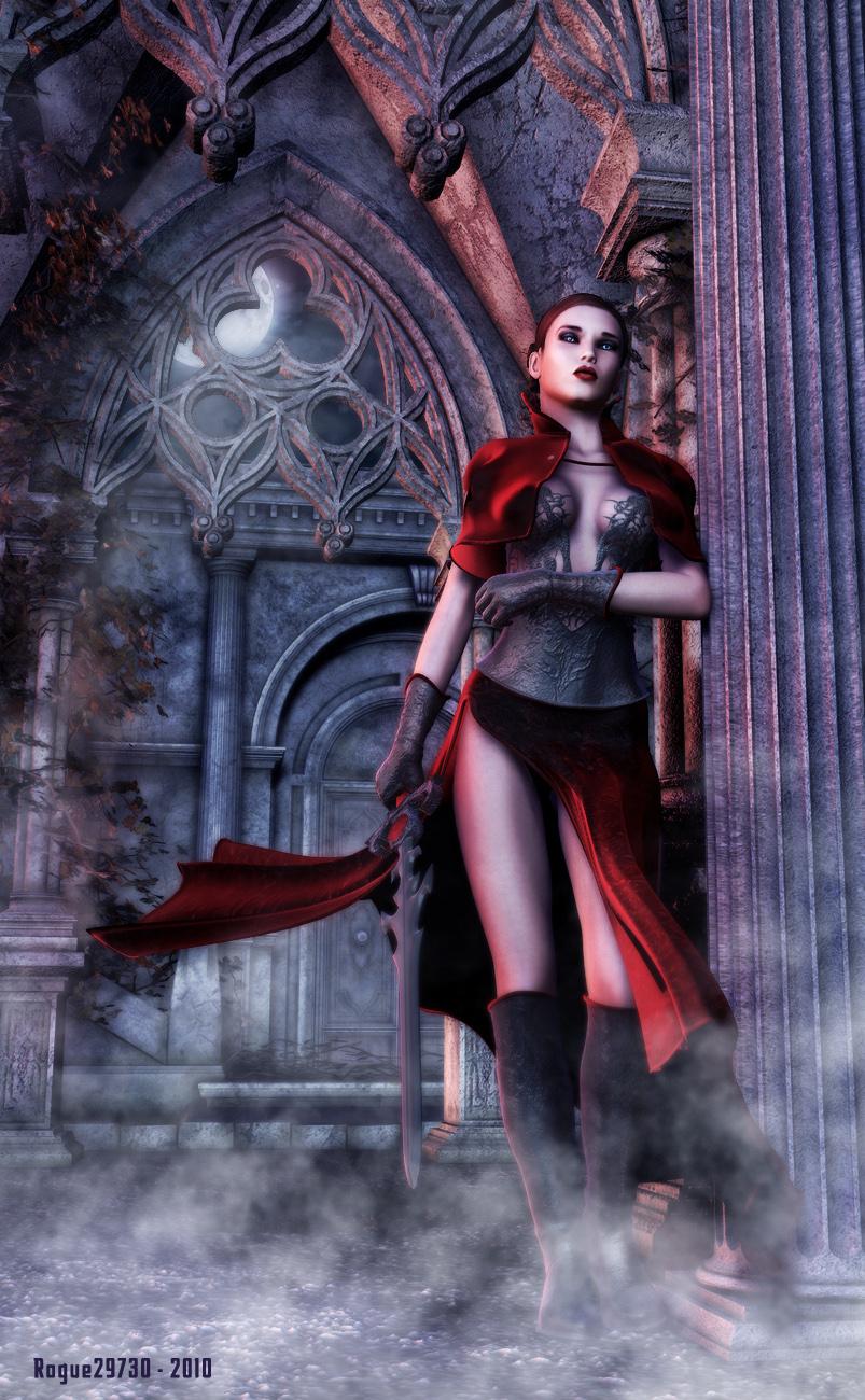 Vampire Warrior II by ...