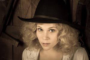 Lovely country girl by gb62da