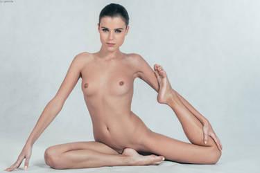 The Yoga Goddess by gb62da