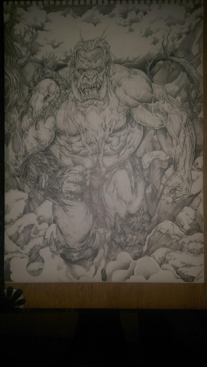 Orc finished by urbe
