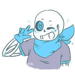 Blueberry ! Underswap ! sans