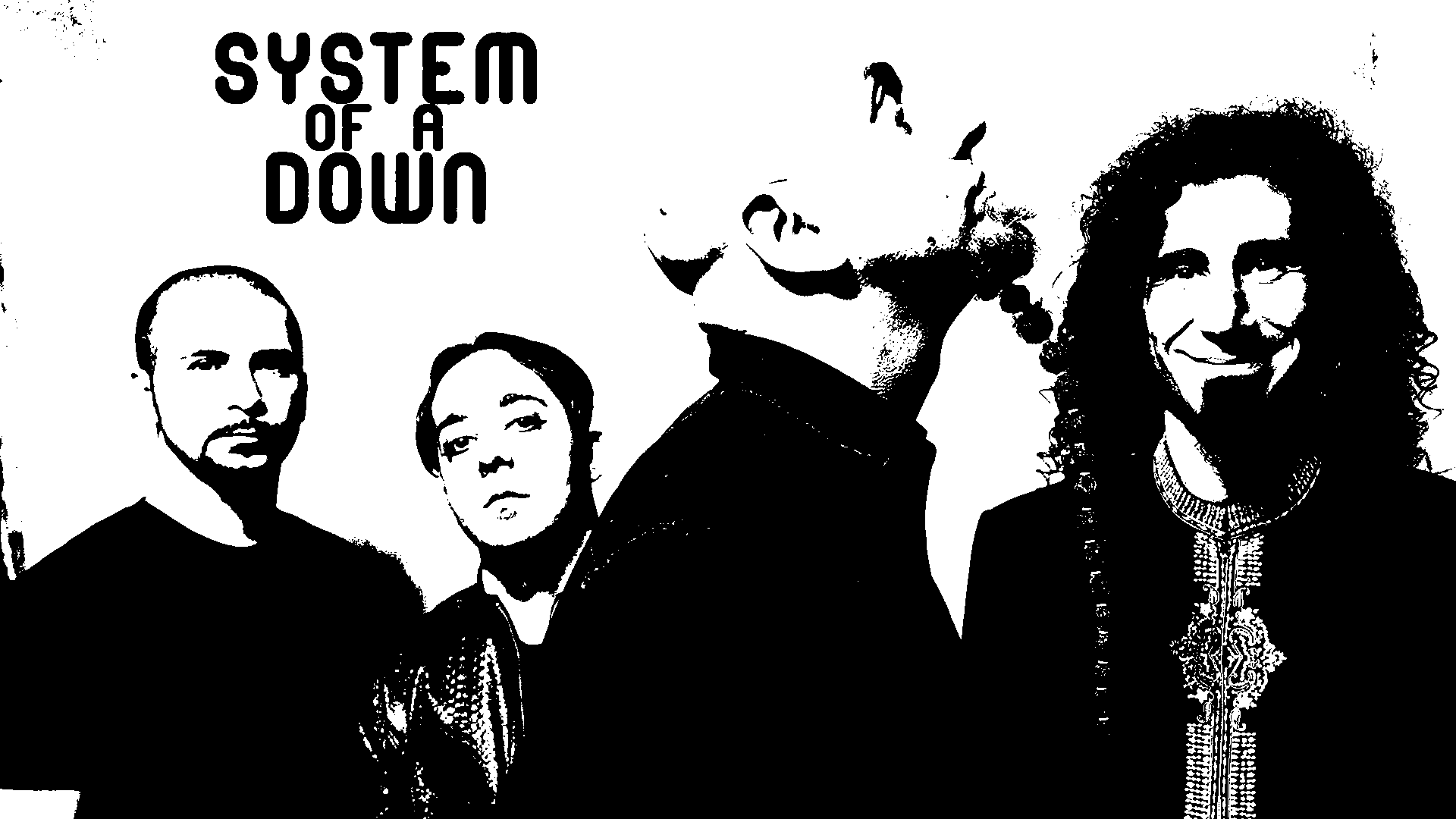 system of a down by oaredicere on deviantart