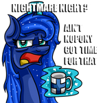 Luna Meme (November 2014 Mascot) by Neoncel