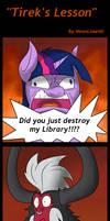 MLP-Comic Tirek's Lesson